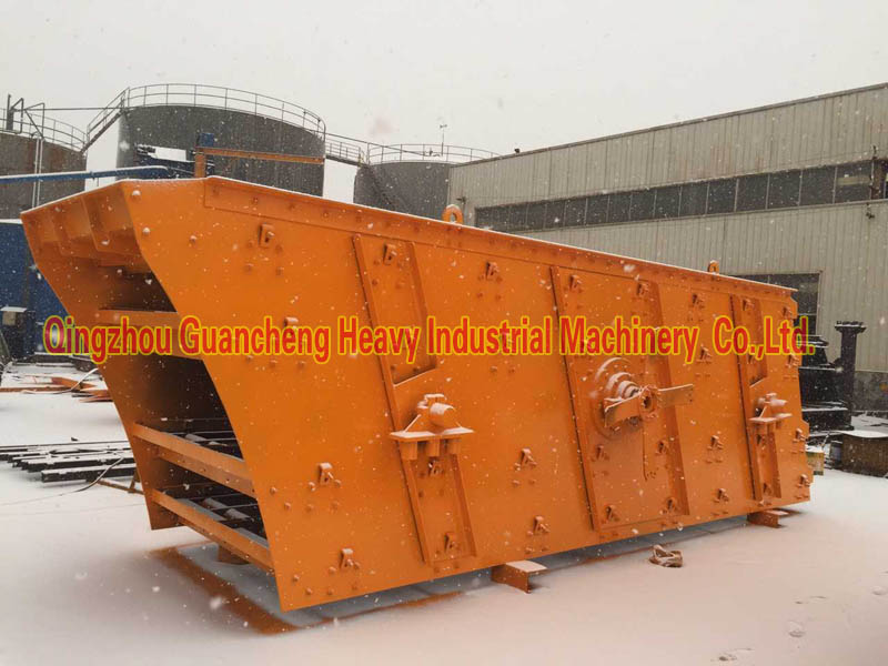 Vibrating Gold Mining Machine Vibrating Screen